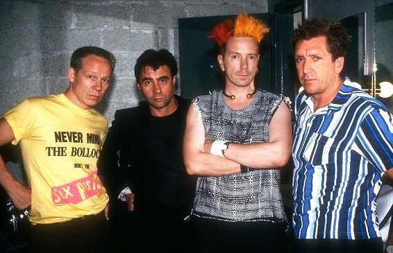 Reunion Sex Pistols 別(1996)