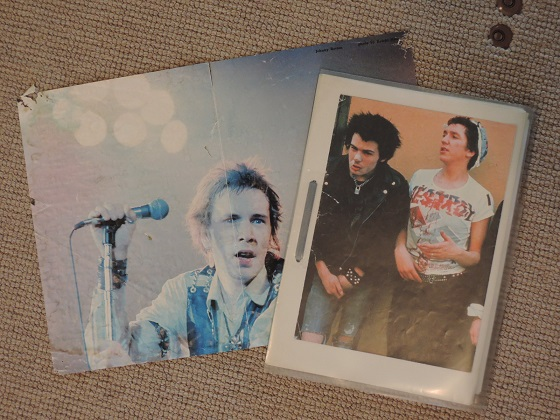 Sex Pistols関連原稿ファイル(1996-2001)