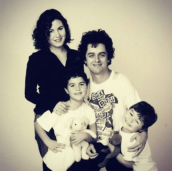 Billie Joe Armstrong and His Own Family!