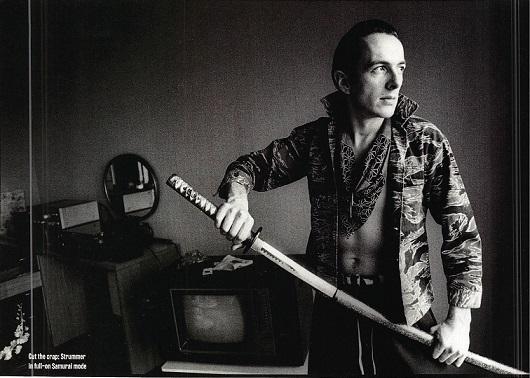 Joe Strummer in full on Samurai Mode.jpg
