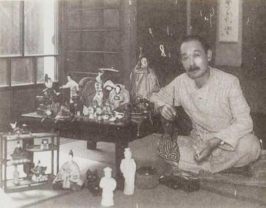 壮年期の長谷川伸(1931年).jpg
