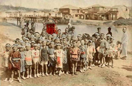 印半纏を着た江戸期の子供たち.jpg