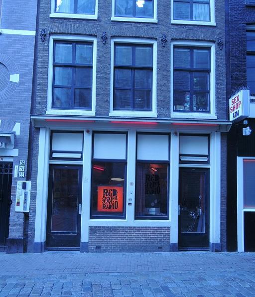Amsterdam Records Shop Tour (1) Red Light Records & Radio.jpg