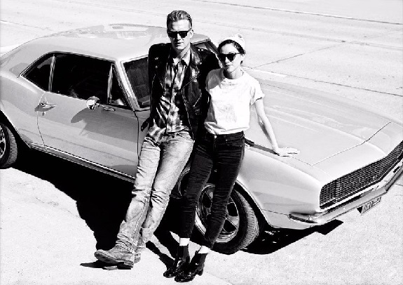 Josh Homme and his 1967 Camaro.jpg