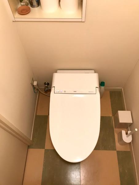 20180420 トイレ便器交換工事終了。.jpg
