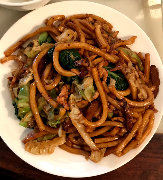 上海炒麺。