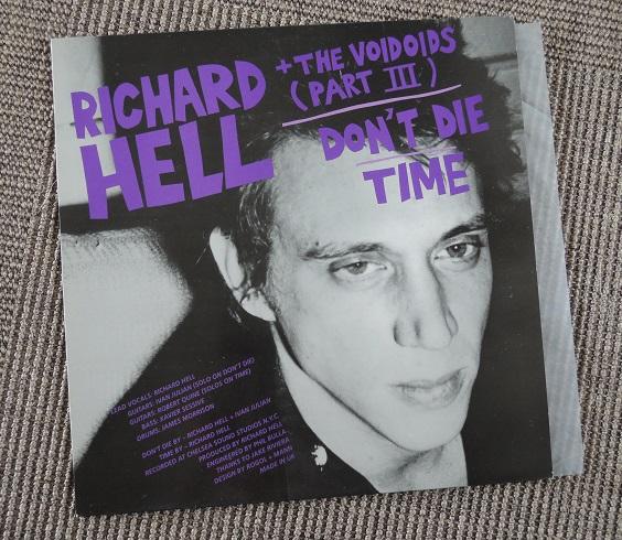The Neon Boys, Richard Hell+The Voidoids (Part�) (2).JPG