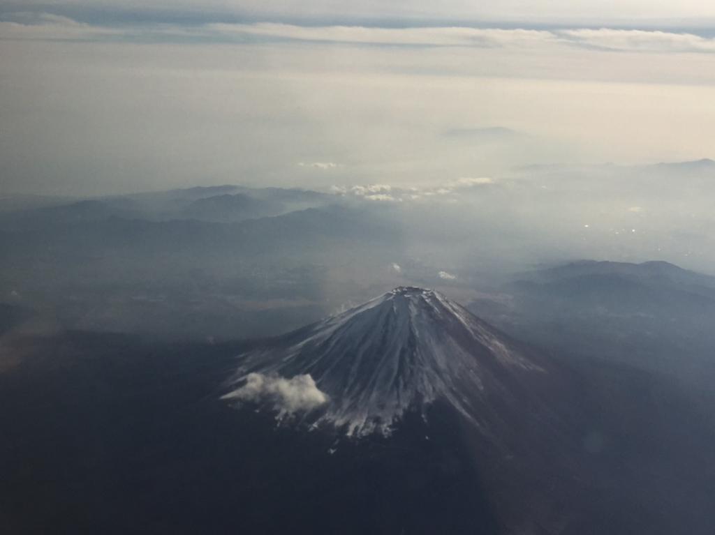 20181201 富士山頂