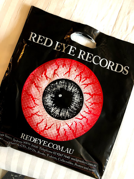 Red Eye Records!
