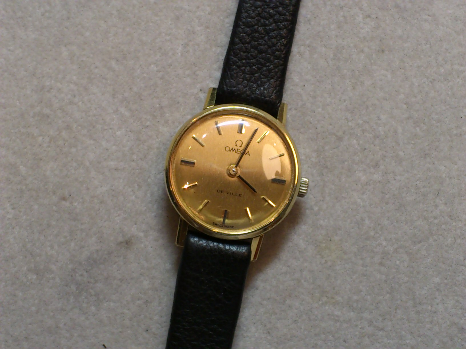 オメガ(時計)はおじさんクサイですか? - 私は20 …