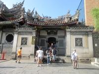 龍山寺入口