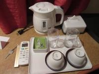 ホテルお茶セット