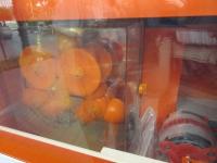 オレンジジュース1