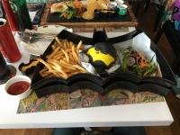 バットマンハンバーガー