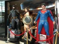 バッドマンとスーパーマン
