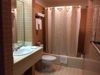 メトロプラザホテルのバスルーム