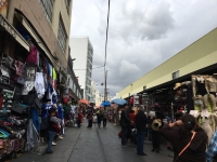 サンティアレーの通り