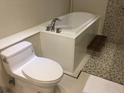 部屋トイレとお風呂