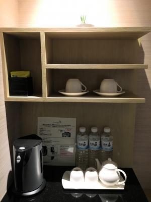 部屋お茶セット