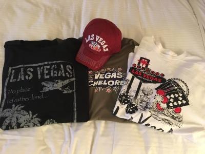 Tシャツと帽子