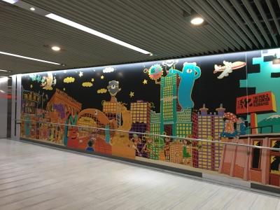 高雄空港arrival3