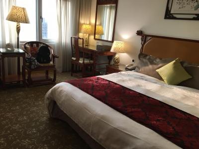高雄ホテル部屋1