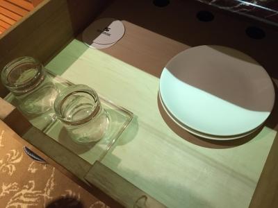 高雄ホテルお皿など