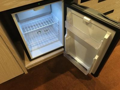 台北Kホテル冷蔵庫