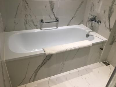 台北Kホテル部屋バスルーム