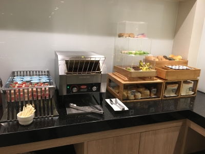 台北Kホテル朝食風景2