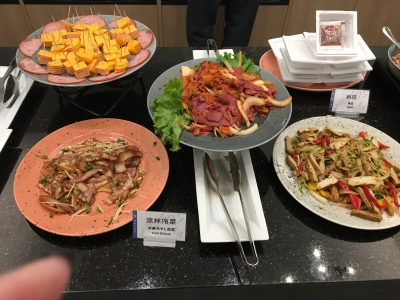 台北Kホテル朝食風景6