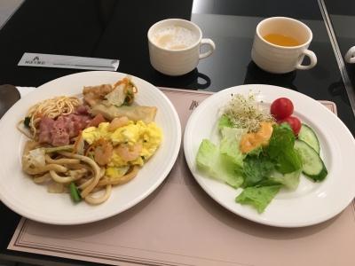 台北Kホテル朝食3日目2