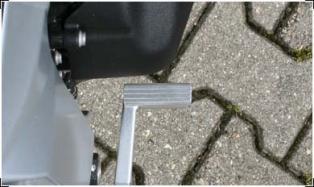 Brake Pedal Enlargement 0102 a