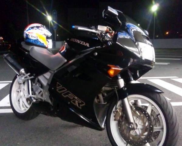 My Bike: VFR750F