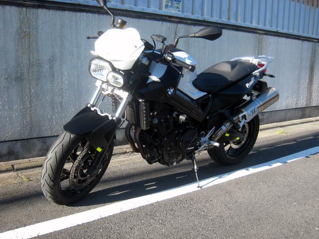 BMW F800R パーツ