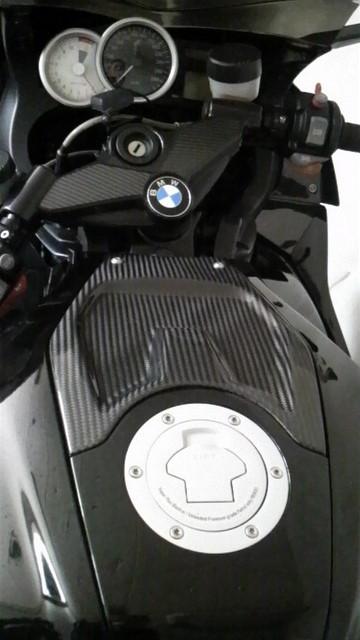 BMW K1200S カーボン