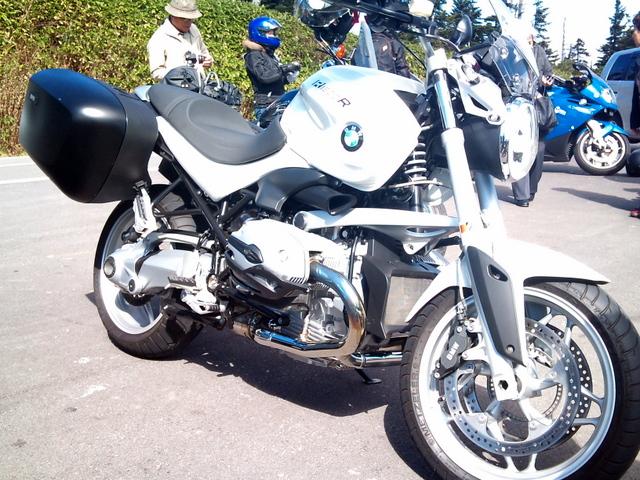 K1200S ツーリング
