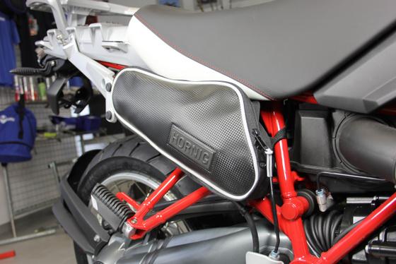 R1200GS 用アンダーシート・バッグ