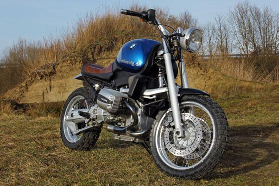 R1100R スクランブラー
