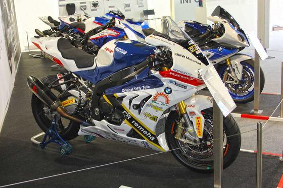 BMW S1000RR Racebikes