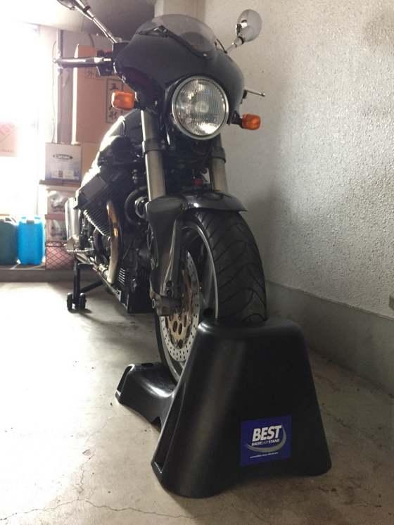 Easy Bike Stand