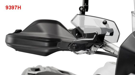R1200GS LC 、S1000XR 用ハンドルバー・デフレクター