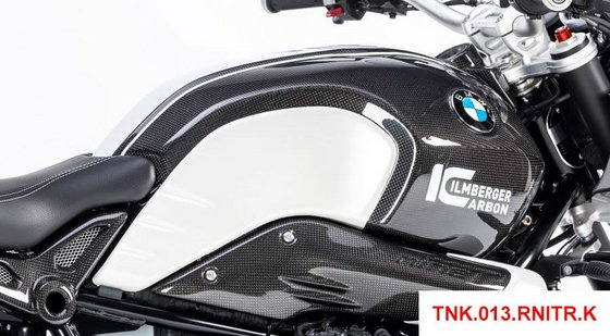 BMW RnineT カーボン