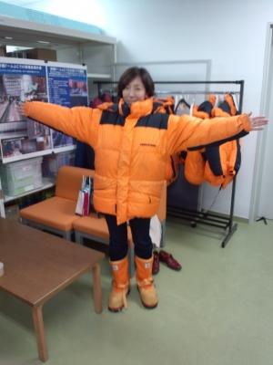 国立極地研究所   フリーダイバ...