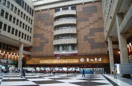 台北駅メインホール