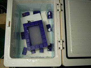 冷温機+湿度