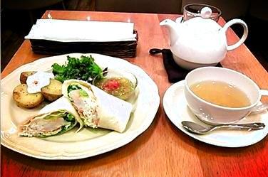 東京都【afternoontea(アフタヌーンティー】カフェ