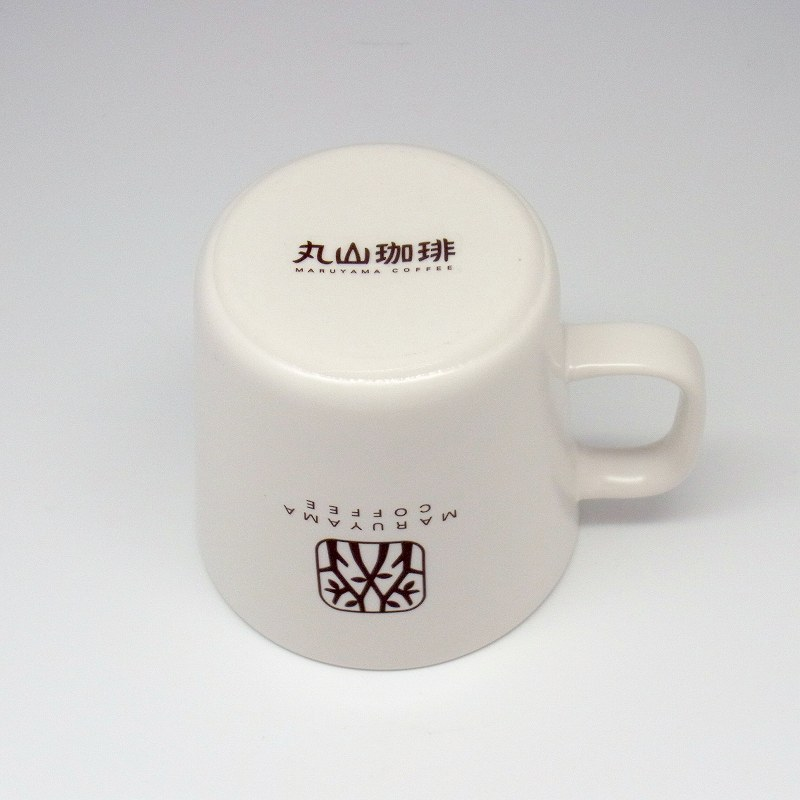 丸山珈琲マグ2
