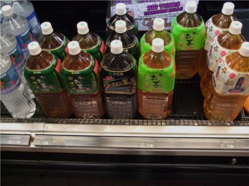 ハワイの噂・裏技・裏話_ハワイで販売されている日本茶