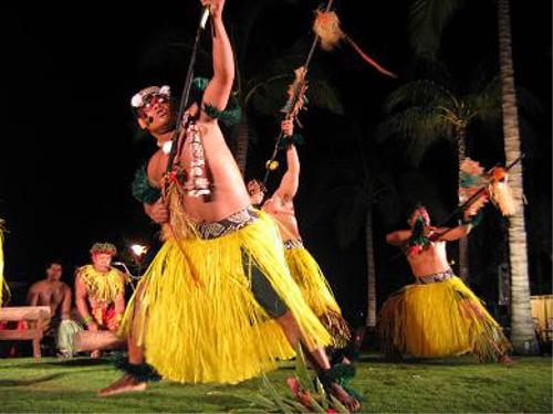 ハワイの噂・裏技・裏話_ポリネシアンショー